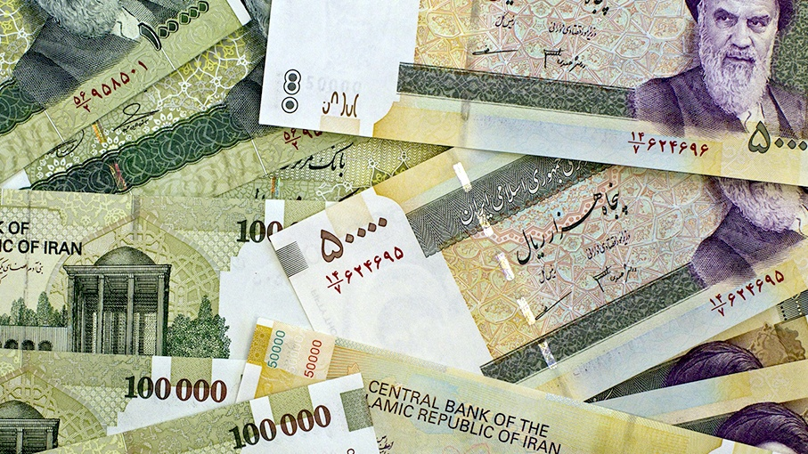 Iranian money, confusing much?