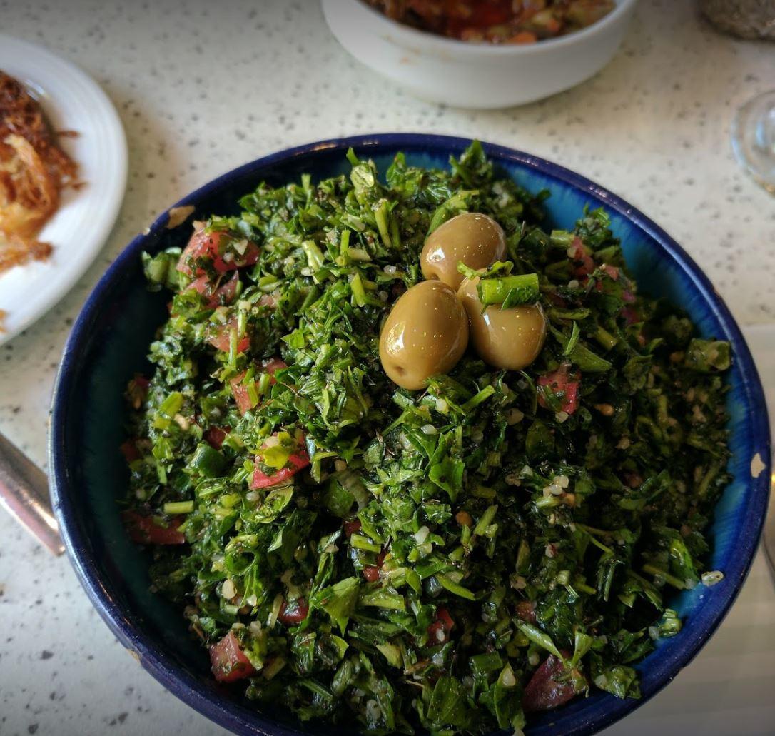Aroos e-Lebanon Restaurant in Tehran