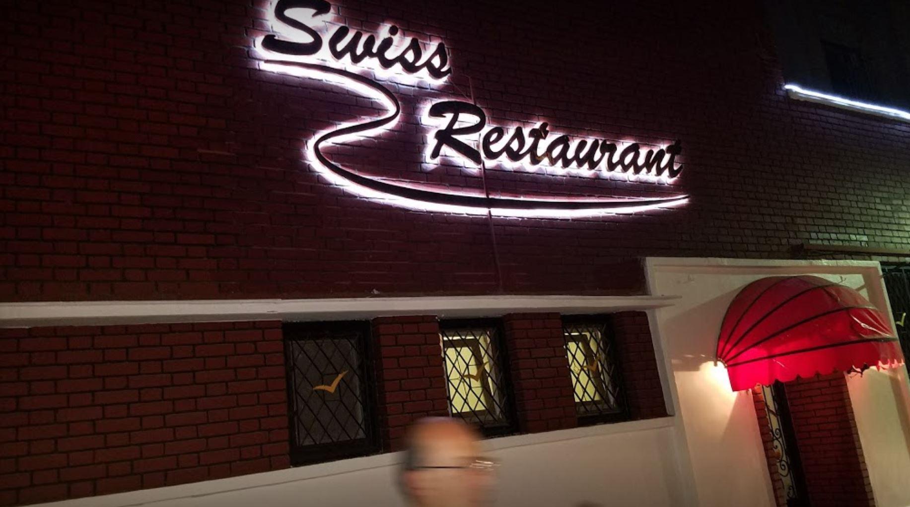 Swiss Restaurant Tehran