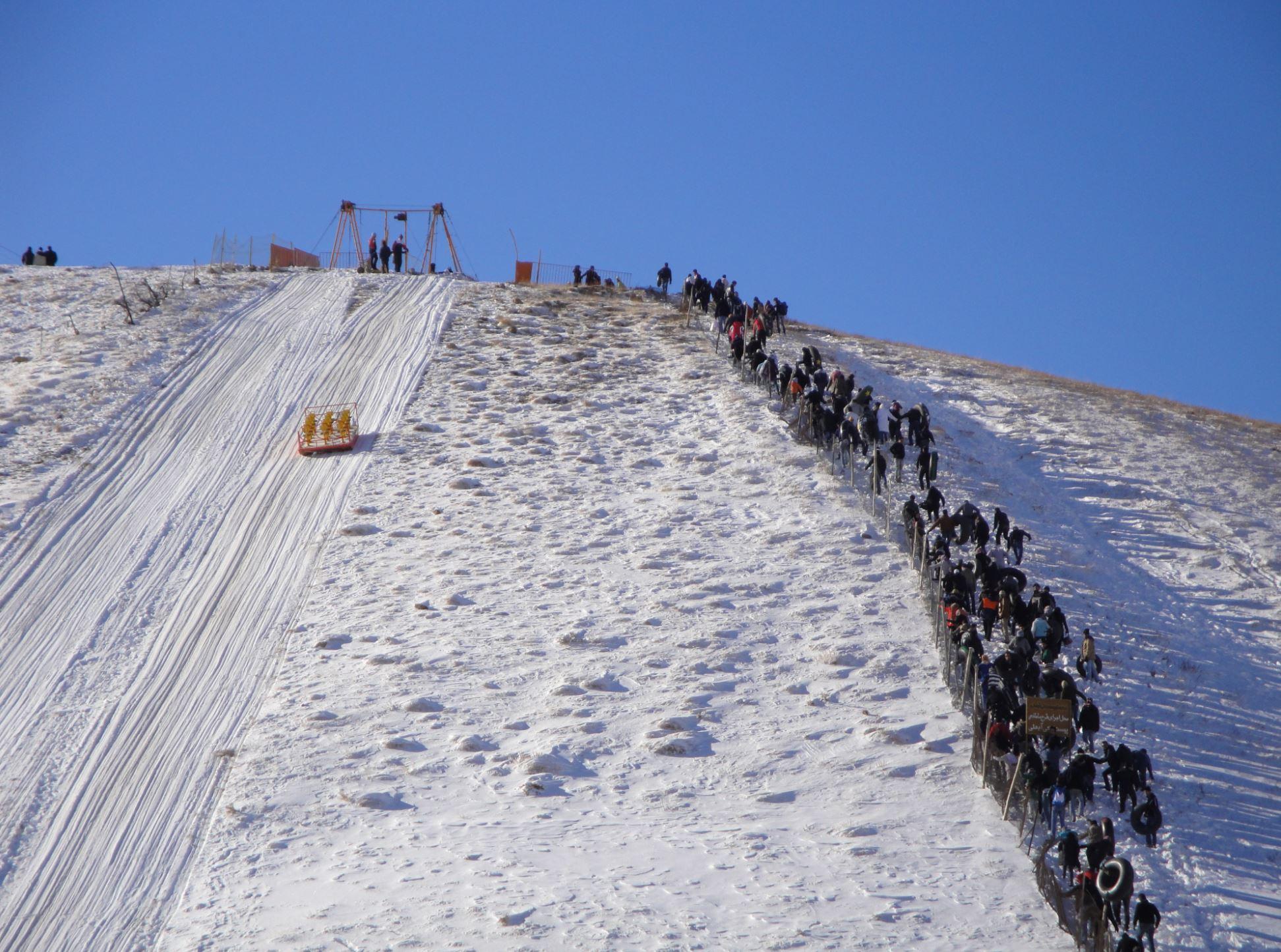 Abali Skiing