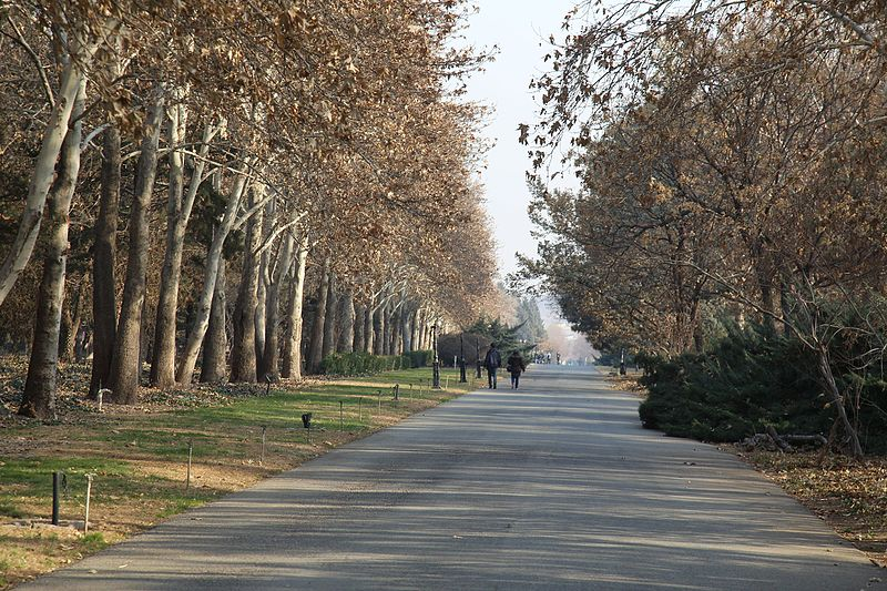 National Botanical Garden of Iran