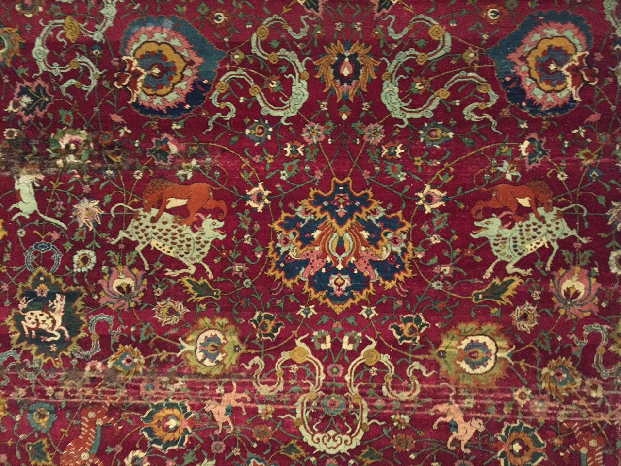 40th Anniversary Of The Carpet Museum Of Iran Living In