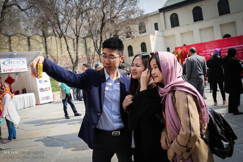 Chinese in Iran