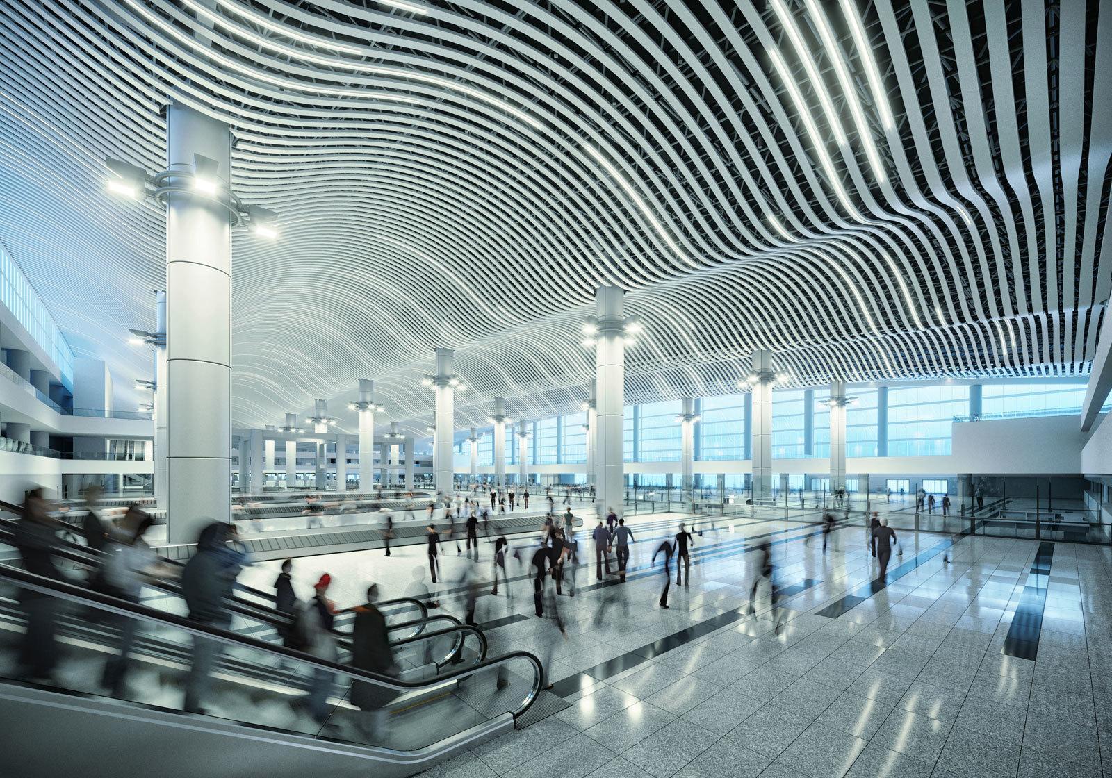 Salam Terminal opens