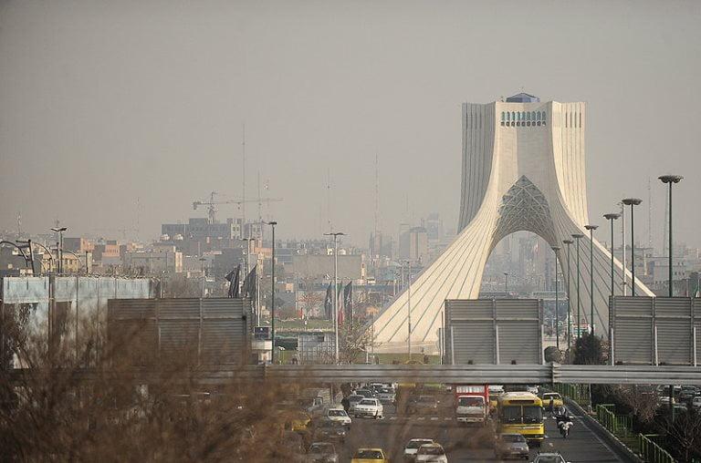 tehran-air-pollution