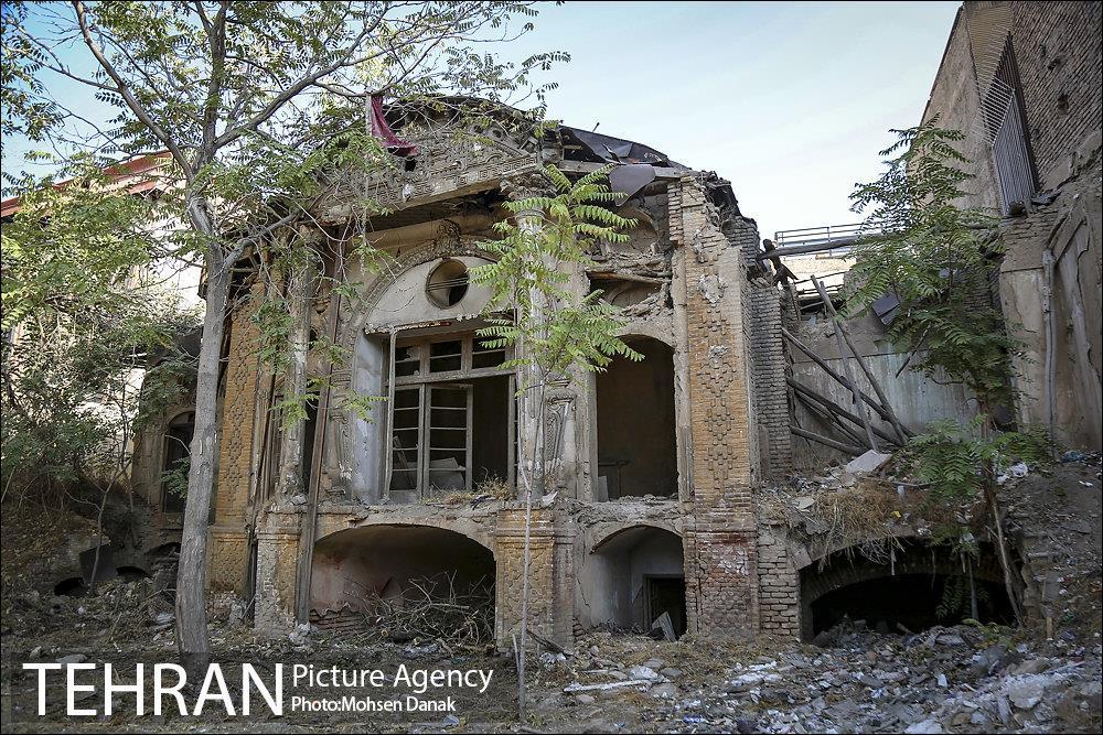 خانه 150 ساله در قلب تهران 1£Uíx>·